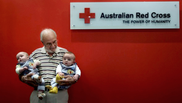 """Increase in population – here is the man to """"blame"""" as he saved millions of babies"""
