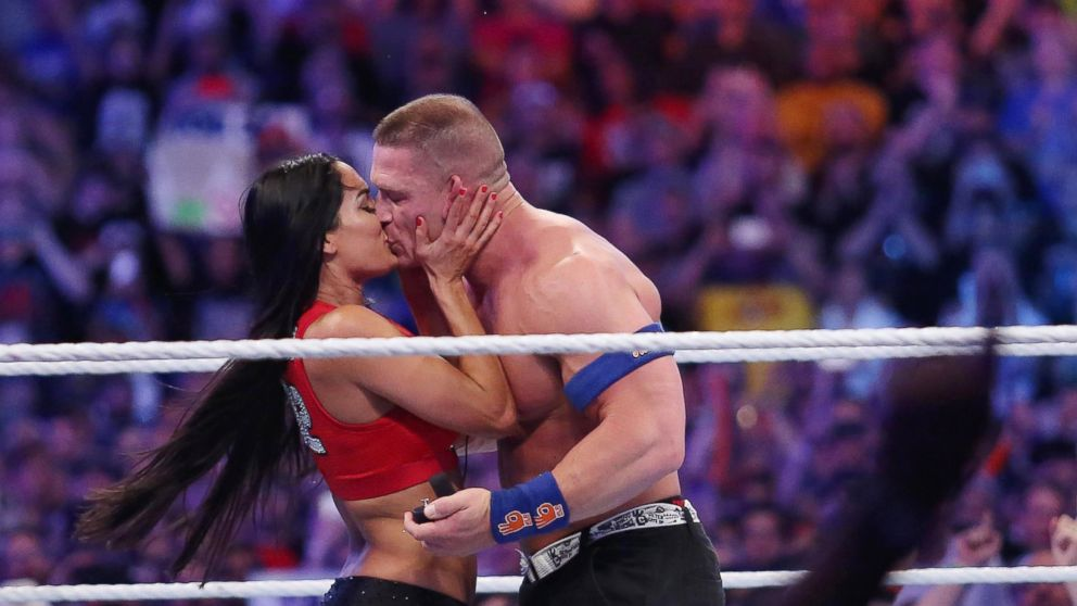 Nikki Bella and John Cena's wedding is back on track ? Total Bellas complicates the situation