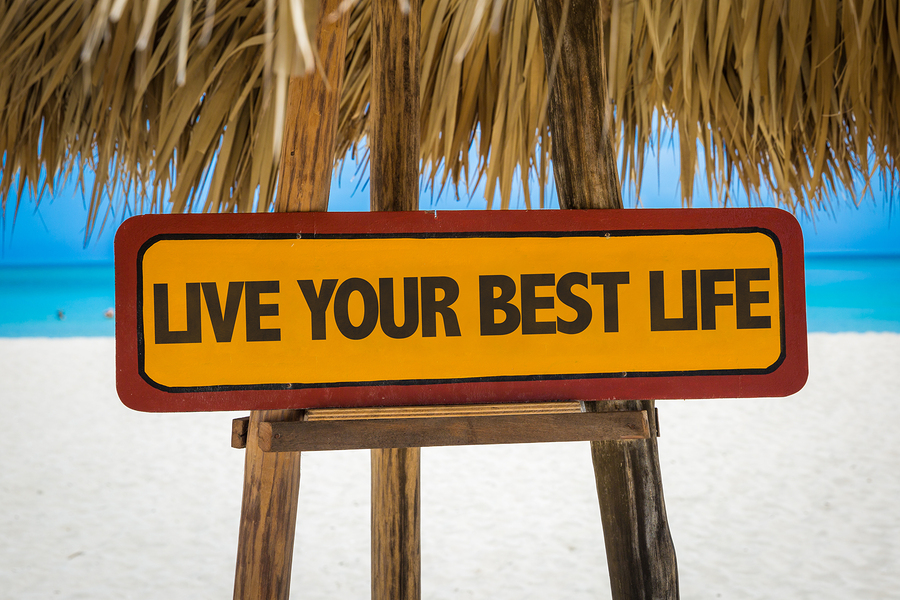 Improve the quality of your life following six simple steps