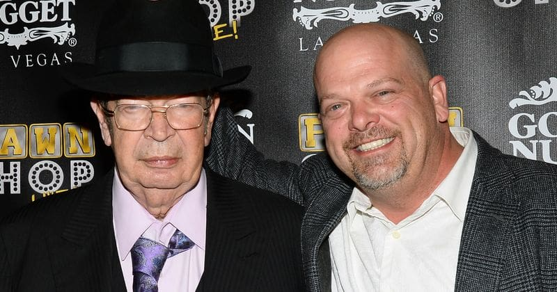 'Old Man' Richard Harrison from reality show 'Pawn Stars' dies at age 77