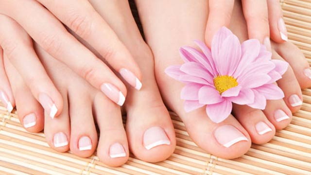 Get your feet sandals-ready at home with just 3 ingredients!