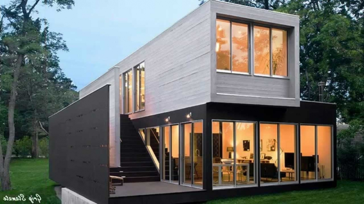 Shipping Container Home Build